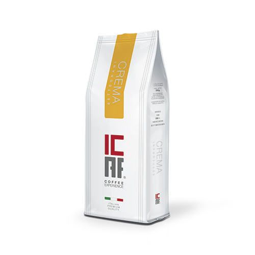 ICAF Crema Settegrani 8.8oz Whole Beans